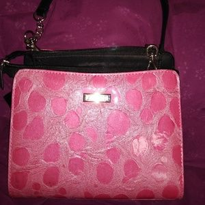 Cute small Miche with 2 covers. New without tags